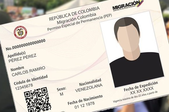Migración Colombia permitirá renovación de PEP 1 Y 2