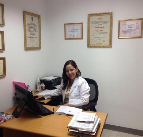 Doctora Bexaida Navarro dijo que el proceso de convalidación en Colombia es lento.